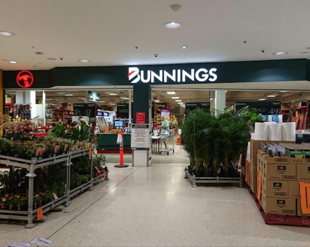 Bunnings Warehouse Closes – Toombul Shopping Centre