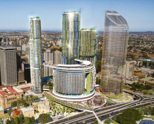 Construction Begins – $3.6 billion Queen's Wharf, Brisbane