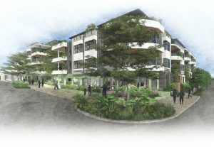 Multiple Dwellings & Retail – Stratton Terrace, Manly