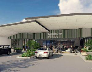 North Mall Redevelopment – Kenmore Village Shopping Centre