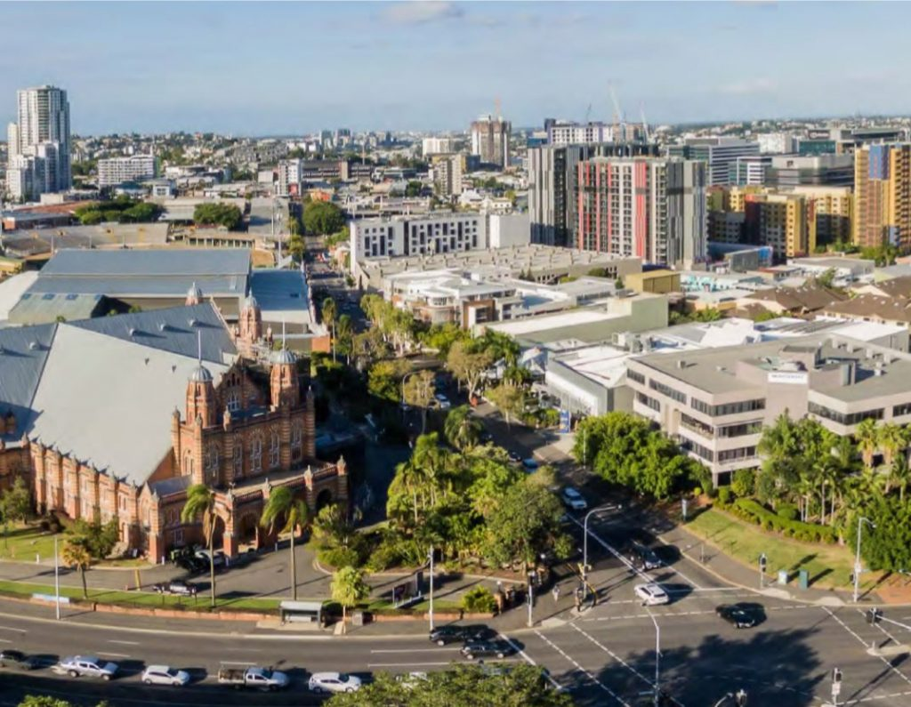 Priority Development Area Update – Bowen Hills