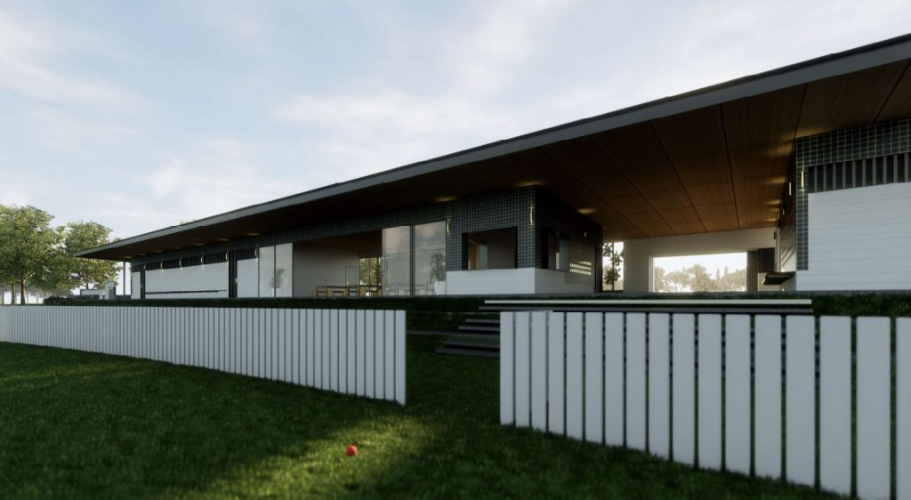 Expanded Cricket Pavilion – Northern Suburbs District Cricket Club – 128 Shaw Road, Wavell Heights