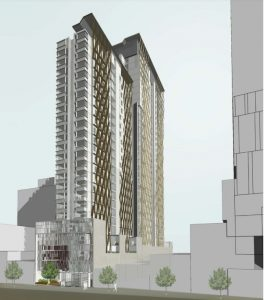 Elizabeth Arcade Upgrade with Student Accommodation – 97 Elizabeth Street, Brisbane CBD