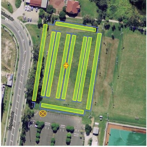Staff Car Parking – Westfield Chermside – 21 Kittyhawk Drive, Chermside.