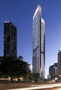 72 Storey Tower – 545 Queen Street, Brisbane City