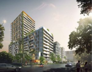 Residential Towers proposed for Indooroopilly Shopping Centre