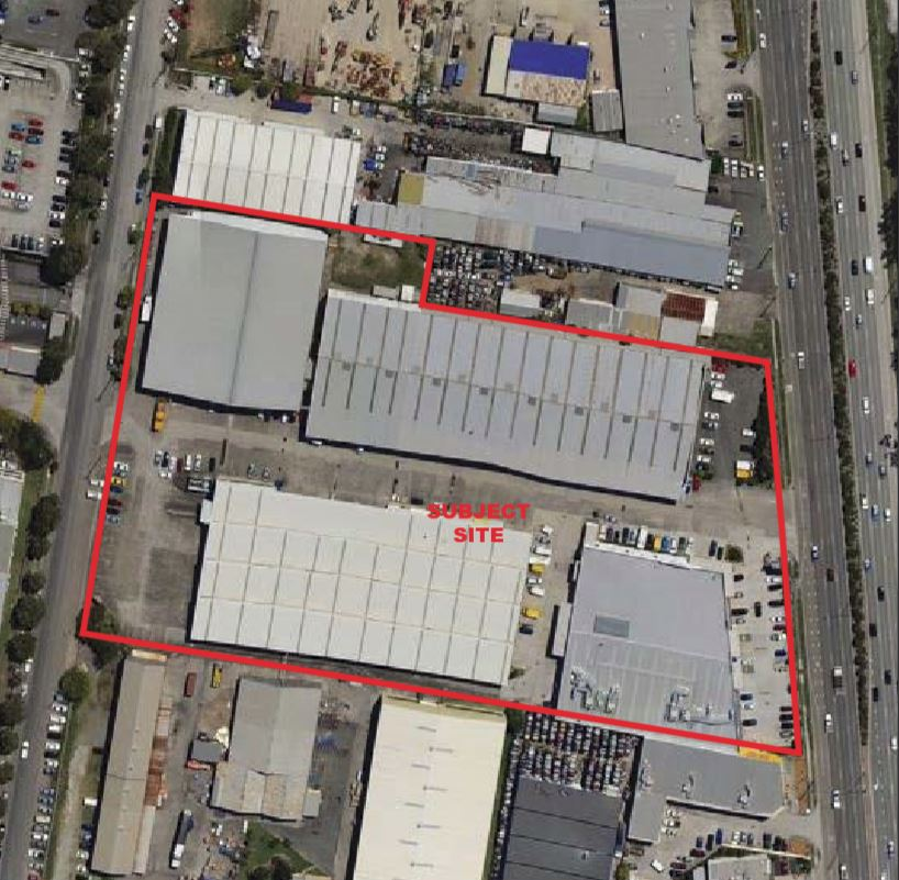 Construction continues - Bunnings Warehouse, Virginia - Your