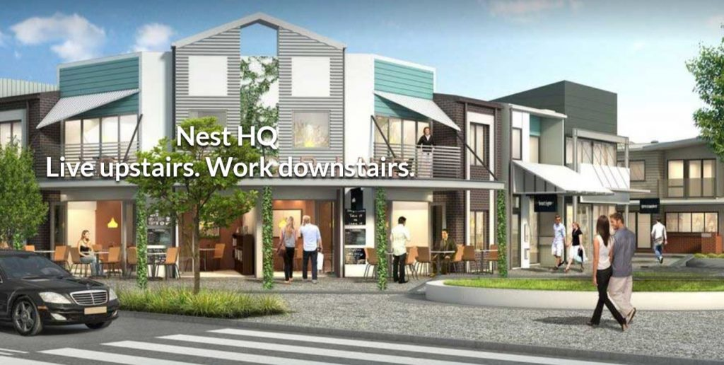 Construction begins on 'the Nest' – Roghan Road and Warrumbungle Parade, Fitzgibbon