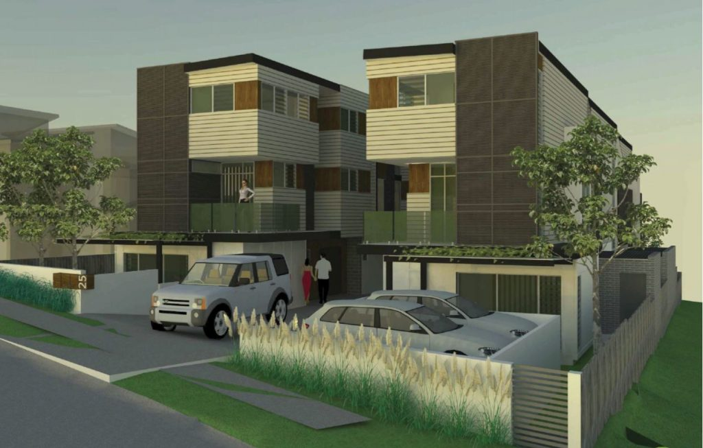 Multiple Dwellings – 25 Barrymore Street, Everton Park