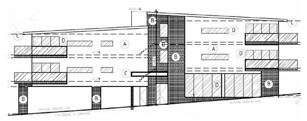Multiple Dwellings and Shop proposed for 237 Sandgate Road, Albion