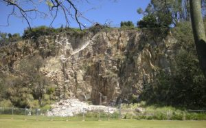 Cliff Face Stabilisation Works at Windsor Town Quarry Park – 356 Lutwyche Road, Windsor