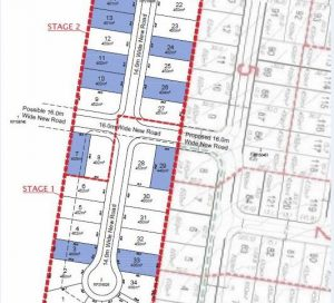 40 Lot Subdivision – 2047 and 2049 Roghan Road, Bridgeman Downs
