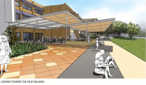Outdoor Area Extension proposed for Brigidine College – 53 Ward Street, Indooroopilly