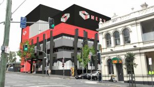 NEXTDC B2 Data Centre – 454 St Pauls Terrace, Fortitude Valley