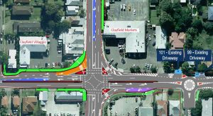 $6.9 Million in Intersection Upgrade – Sandgate and Junction Roads, Clayfield