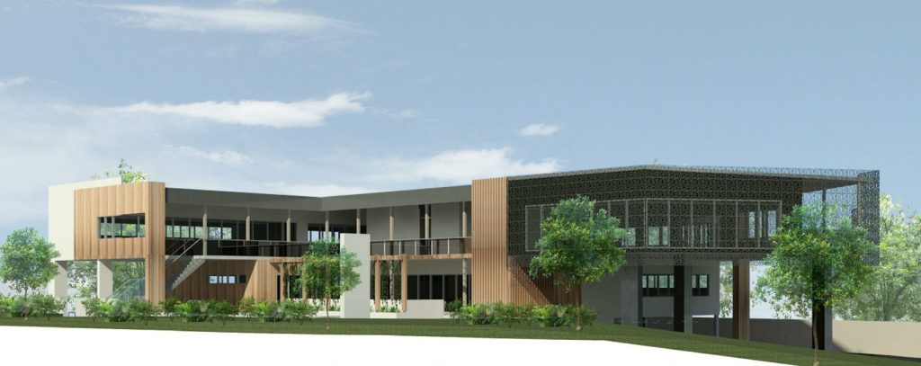 District Centre Redeveloped – 190 Enoggera Road and Wilmington Street, Newmarket