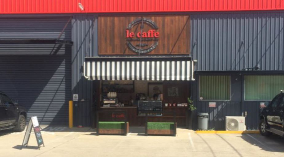 'Le Caffe' Proposed Food and Drink Outlet – 358 Nudgee Road, Hendra