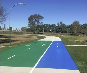 North Brisbane Bikeway – Stage 1 – RNA Showgrounds to Windsor