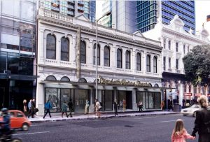 Approved by Council – The Elizabeth Picture Theatre – 179 Elizabeth Street, Brisbane City