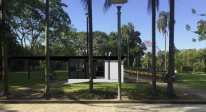 Information Kiosk and Pergola Refurbishment – Botanic Gardens, Brisbane City.