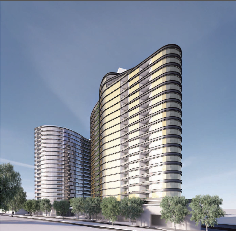 634 High Density Apartments in 'Odyssey' Mixed Use Towers – Albion Road & 60 Hudson Road, Albion