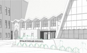 Administration Extension proposed for Stuartholme School – 365 Birdwood Terrace, Toowong.
