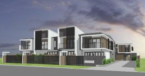Multiple Dwellings – 10 & 12 Dethridge Street, Northgate