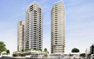 530 High Density Dwellings and Retail Plaza – High Street, Toowong