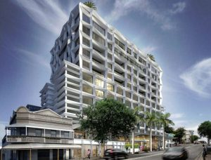 Hotel & Multiple Dwellings with Retail, Restaurant and Office – 458 Brunswick Street, Fortitude Valley