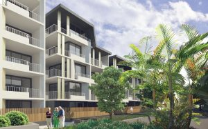 Council Approved – 297 Retirement Apartments and Cafe – 24 Free Street, Newmarket