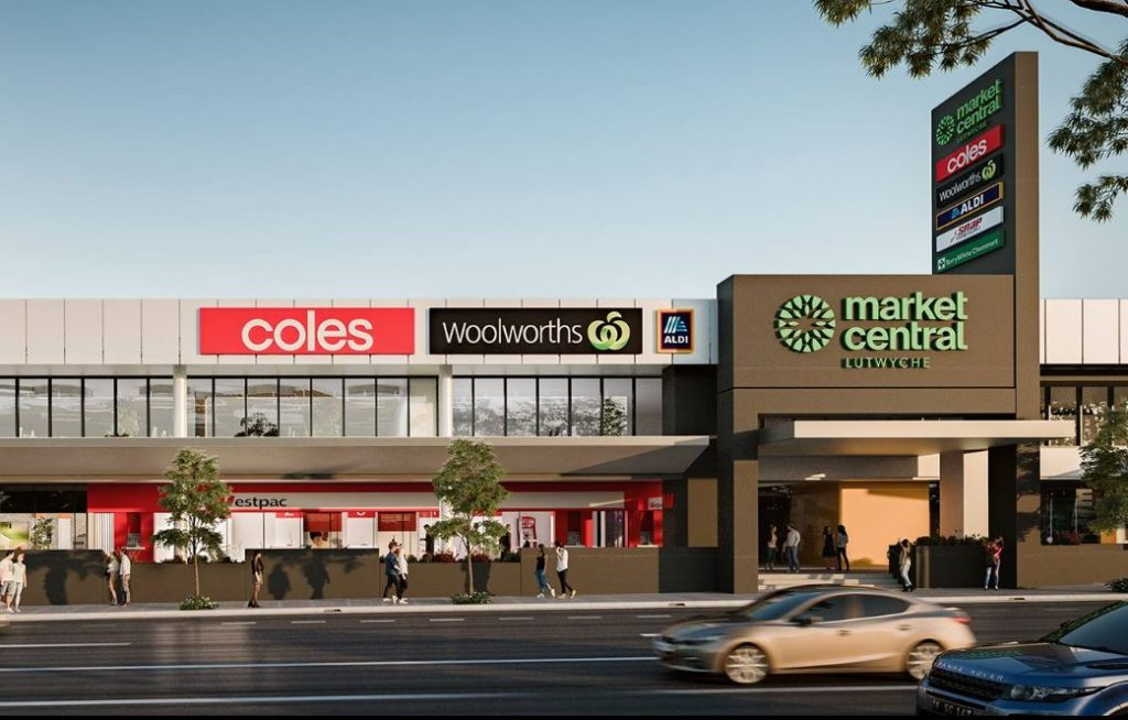 $5.5 Million Woolworths Supermarket Open – Lutwyche City Shopping Centre