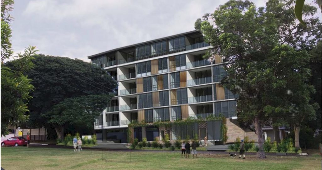 38 Medium Density Multiple Dwellings – 23-25 Sammells Drive, Chermside