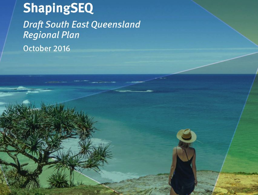 ShapingSEQ – Draft South East Queensland Regional Plan – Released for Community Consultation