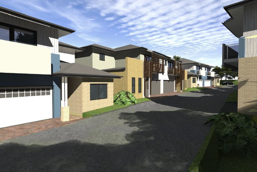 30 Multiple Dwelling Townhouses – 65 Millers Road, Eight Mile Plains