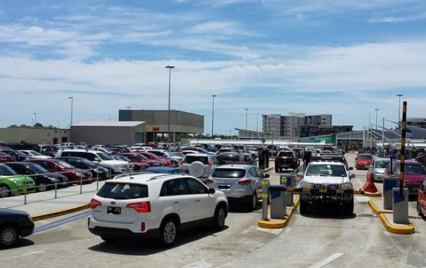 Westfield Chermside Shopping Centre – New Parking Open Now – 395 Hamilton Road, Chermside
