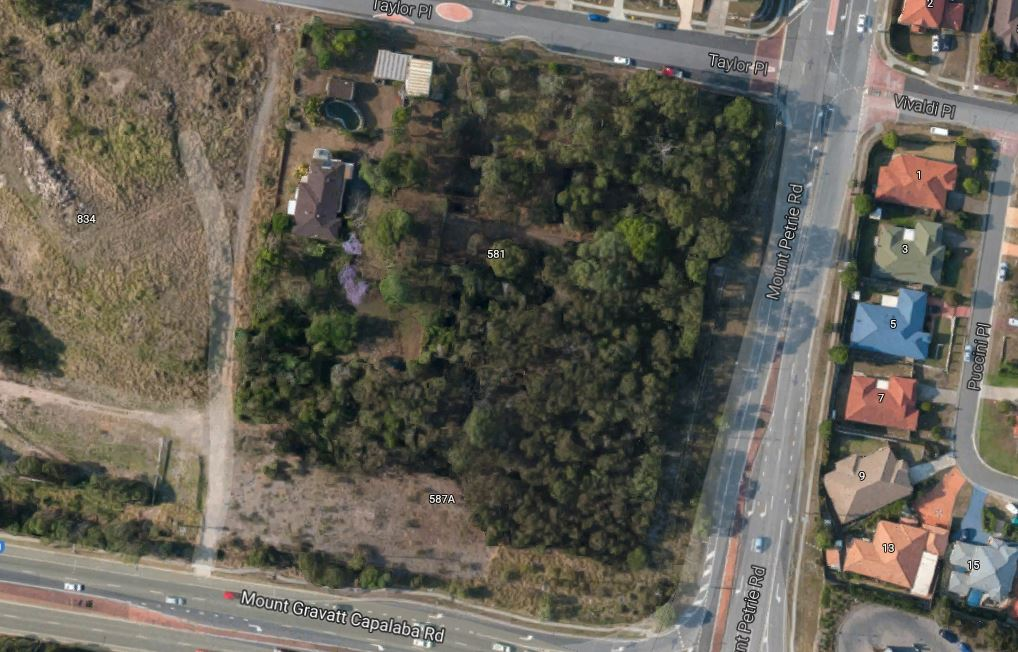 60 Townhouses – 581 & 587 Mount Petrie Road, Taylor Place and Mount Gravatt–Capalaba Road, Mackenzie