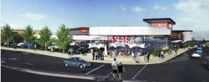 Amended Plans – Coles Supermarket, Cafe, Liquorland, and Service Station Approval – Wallin Street, Strathmore Street and Gympie Road, Kedron
