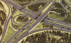 $512 million Logan and Gateway Motorway Upgrade – Approved – Drewvale, Stretton and Karawatha, Brisbane