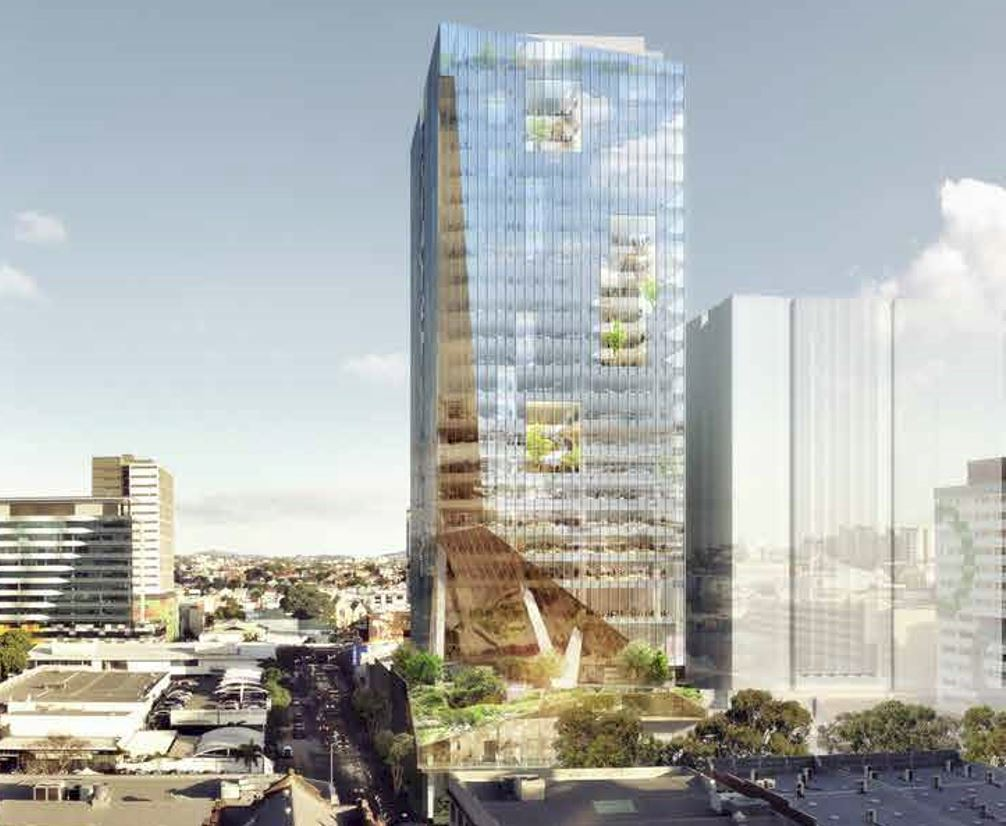 Commerical Tower – 301 Wickham Street, Fortitude Valley