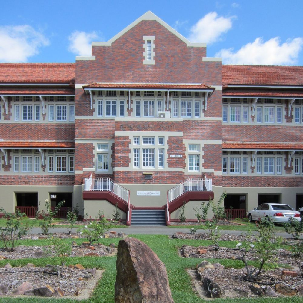 state government heritage listing nundah state school