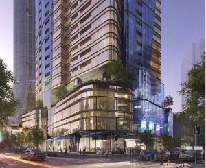 857 High Density Multiple Dwellings – Residential Tower – 30 Albert Street, Brisbane City