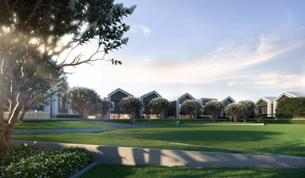 The Hills Residences – 91 Townhouses – 10 Francis Road and Bunya Road, Everton Hills