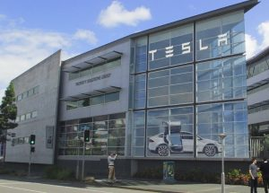 Tesla Electric Vehicle Centre & Showroom – Homemaker Centre, Fortitude Valley