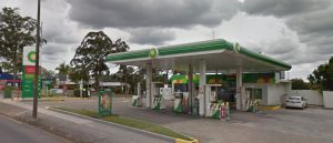 BP Service Station Redevelopment for Newnham Road, Wishart