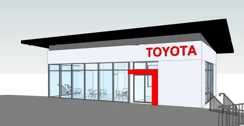 Toyota Dealership – 576 Moggill Road, Indooroopilly
