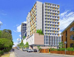 Student Accommodation – 25-29 Archer Street, Toowong