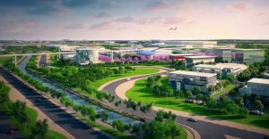 Major Earthworks Commences – $300 Million Auto Mall & Track – Brisbane Airport