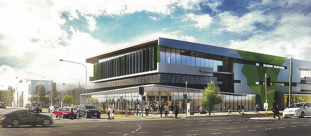 New Chermside Library and North Regional Business Centre