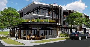 Multiple Dwellings and Retail – 24 Leigh Street, Coorparoo