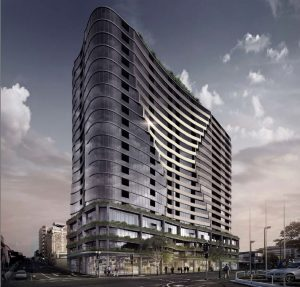 Mixed Use Development – 358 to 378 Wickham Street, Fortitude Valley